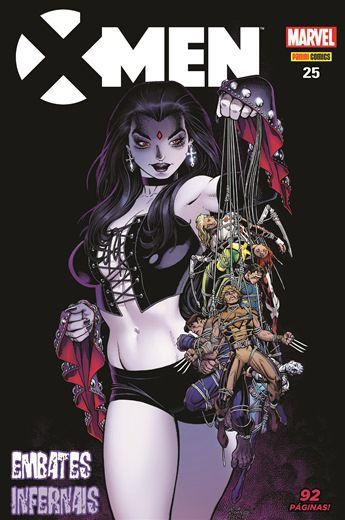 X-Men - Edição 25 Embates Infernais