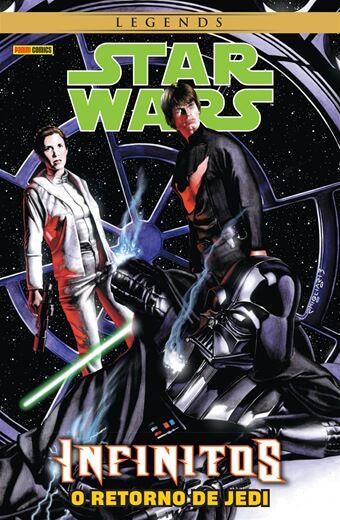 Star Wars Legends Infinitos - O Retorno de jedi