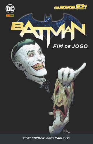 Batman: Fim de Jogo Fim de Jogo