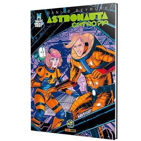 Astronauta - Entropia Capa Dura