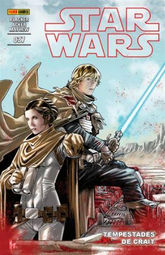 Star Wars - Edição 37 Tempestades de Crait