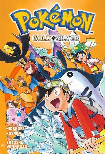 Pokémon Gold & Silver - Edição 7