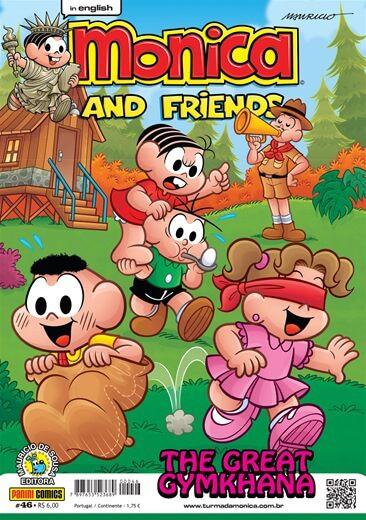 Monica and Friends - Edição 46 The Great Gymkhana