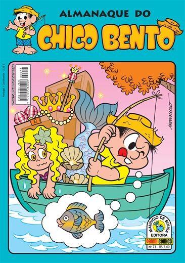 Almanaque do Chico Bento - Edição 73