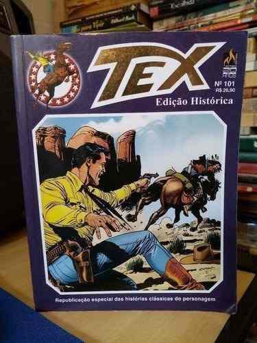 Tex Edição Histórica n° 101
