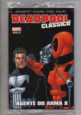 Deadpool Clássico - Edição 11