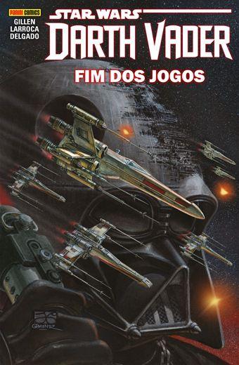 Star Wars: Darth Vader - Edição 1 Fim dos Jogos