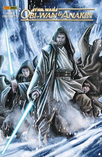 Star Wars - Obi-Wan & Anakin Edição 1: Confronto com o lado sombrio!