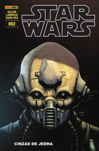 Star Wars - Edição 2 Cinzas de Jedha