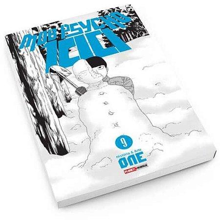 Mob Psycho 100 - Edição 9