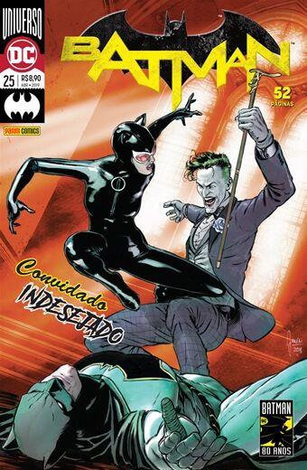 Batman: Renascimento - 25 Convidado indesejado