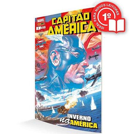 Capitão América - 1 Inverno na América
