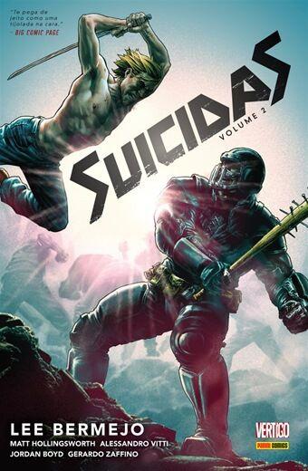 Suicidas - Volume 2