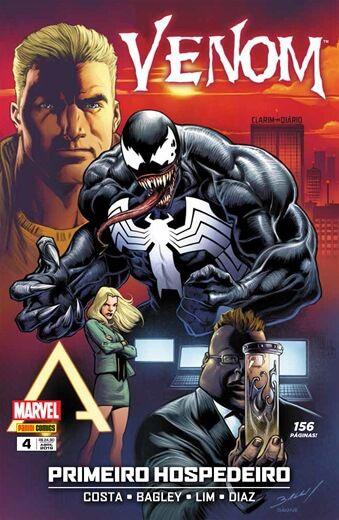 Venom: Primeiro Hospedeiro - 4