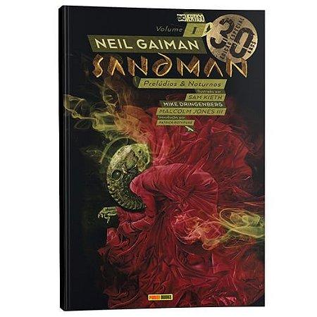 Sandman: Edição Especial de 30 Anos Volume 1
