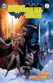 Hq Batman E Mulher-maravilha #1 - Mar/19