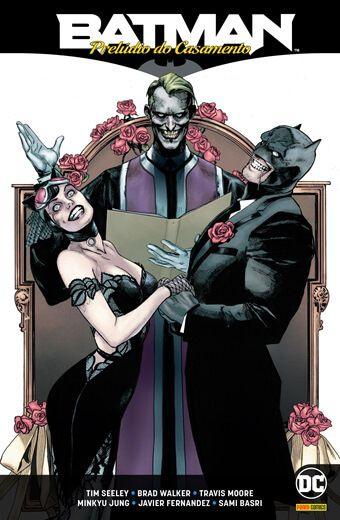 Batman: Prelúdio do Casamento