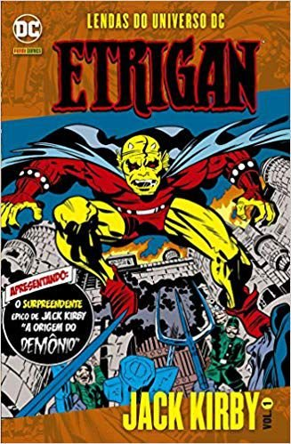 Lendas do Universo DC. Etrigan - Volume 1