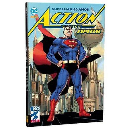 Superman 80 anos