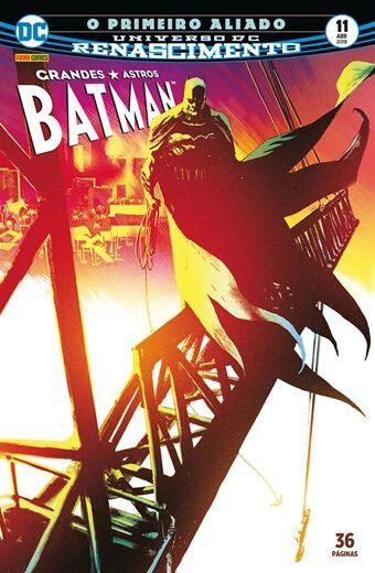 Grandes Astros Batman: Renascimento - Edição 11