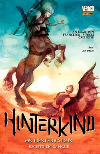 Hinterkind: Os Desterrados