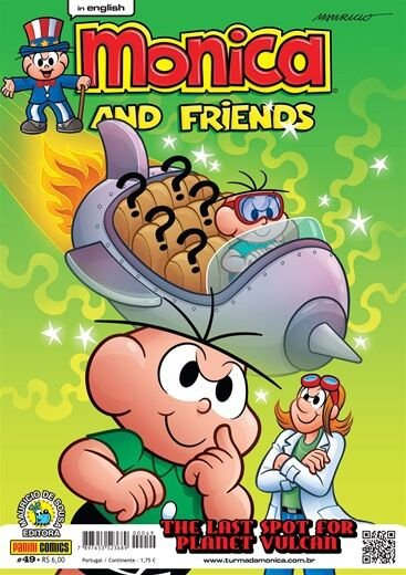 Monica and Friends - Edição 49