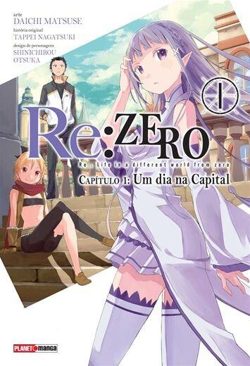 Re: Zero - Edição 1 Um dia na capital