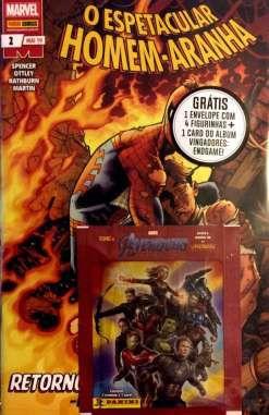 O Espetacular Homem-Aranha - 2 Retorno às Origens
