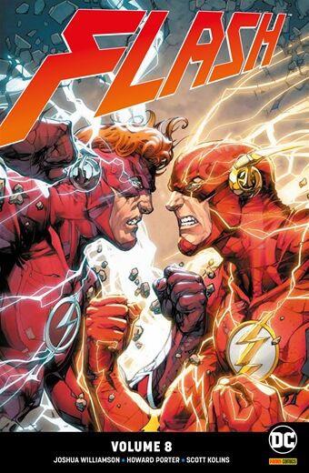Flash: Renascimento - Volume 8 R$23,90