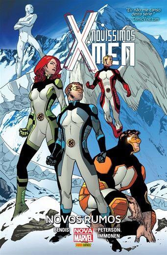 Novissimos X-Men: Novos Rumos