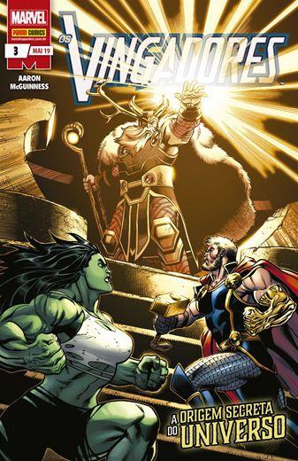 Os Vingadores - 3