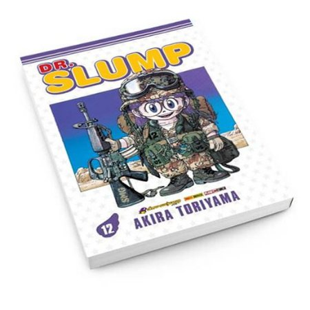 Dr Slump - Edição 12