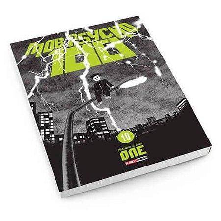 Mob Psycho 100 - Edição 10