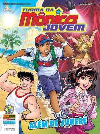Turma da Mônica Jovem - Edição 30 Além de Jurerê