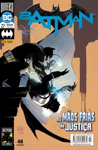 Batman Renascimento: Universo DC - 27