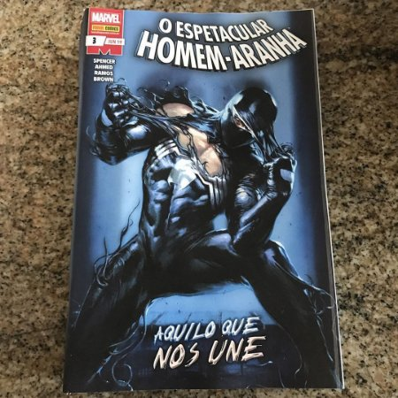 O Espetacular Homem-Aranha - Edição 3 Aquilo que nos Une