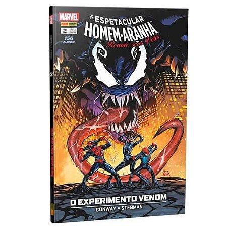 O Espetacular Homem-Aranha: Renove seus votos - Edição 2 O experimento Venom