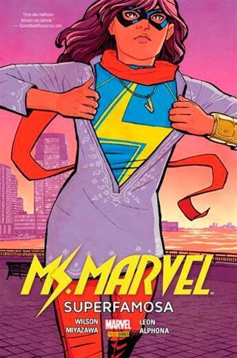 Ms. Marvel Superfamosa