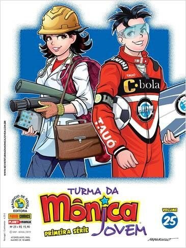 Turma da Mônica Jovem: Primeira Série - Volume 25
