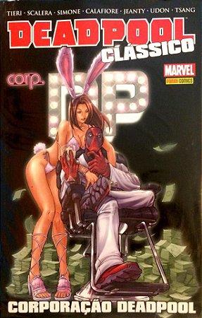 Deadpool Clássico - Edição 12