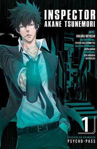 Psycho-Pass - Edição 1 Inspector Akane Tsunemori