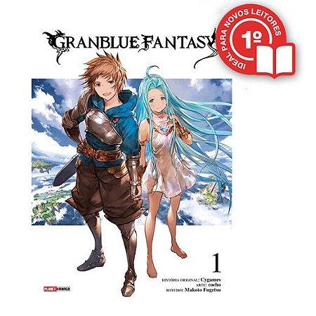 Granblue Fantasy - 1