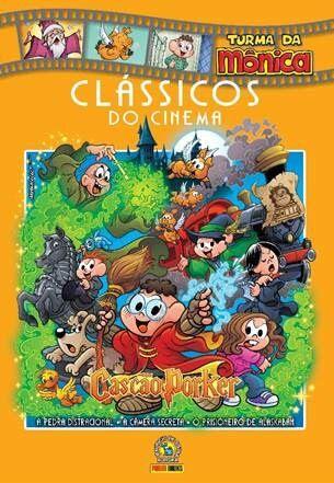 Livro Clássicos do Cinema - Volume 8 Cascão Porker