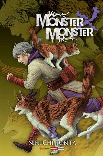 Monster X Monster - Edição 3