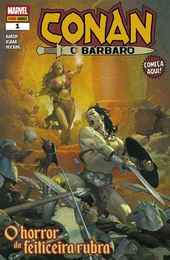 Conan, O Bárbaro - 1