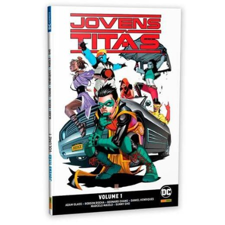 Os Jovens Titãs - Volume 1