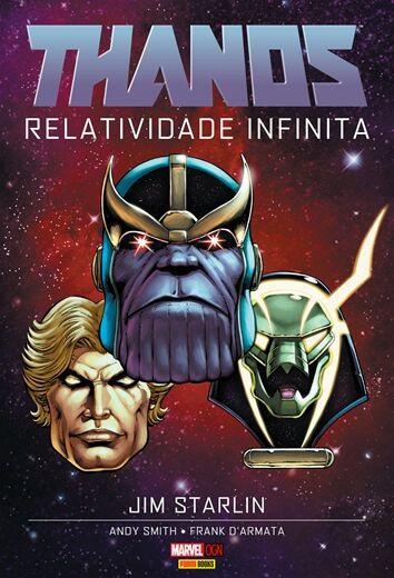 Thanos: Relatividade Infinita - Edição 1