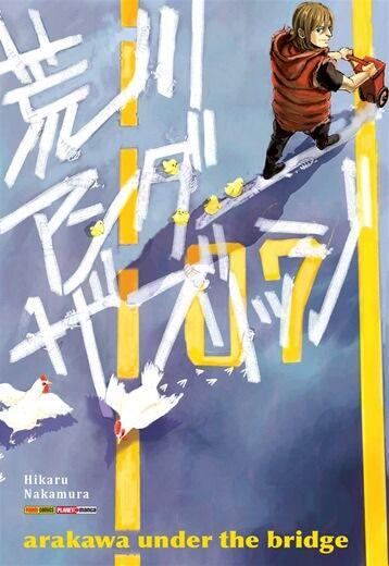 Arakawa Under The Bridge - Edição 7