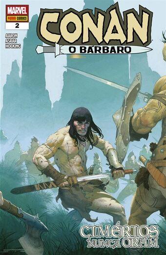Conan, O Bárbaro - 2