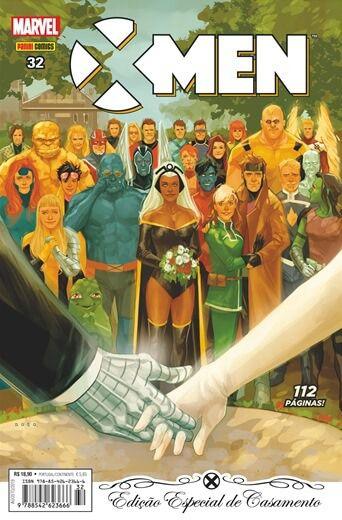 X-Men - 32 Edição Especial de Casamento